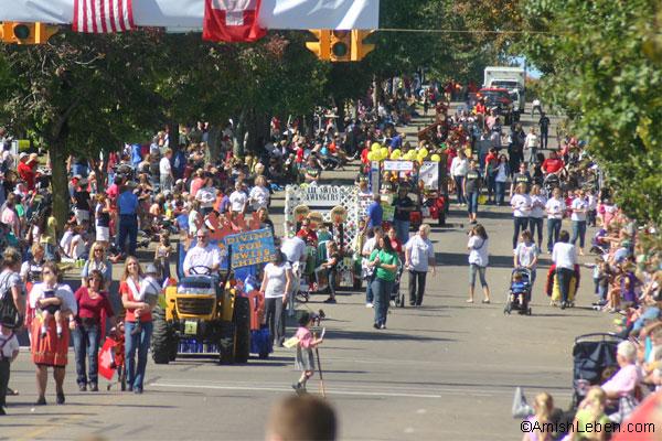 Swiss Festival Parade