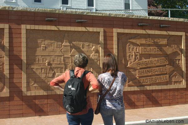 Sculpture Wall